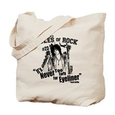 Scott Griffins Rules of Rock #23 Tote Bag