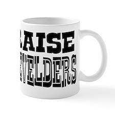 I Raise Barnevelders Mug