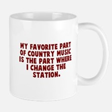 Favorite Part of Music Mug