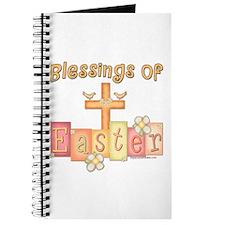 Easter Religion Blessings Journal