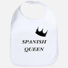 Spanish Queen Bib