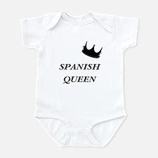 Spanish Queen Infant Bodysuit