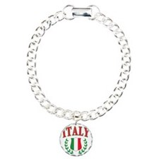 Italy Charm Bracelet, One Charm