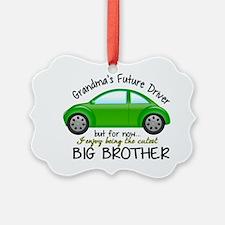 Big Brother - Car Ornament