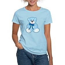 Baby Blue Teddy Bear T-Shirt