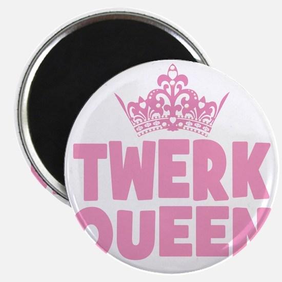 TwerkQueen copy Magnet