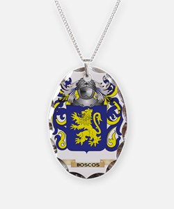 Boscos Coat of Arms Necklace