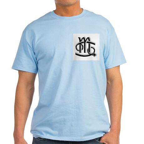 Cancer & Scorpio B/W Light T-Shirt