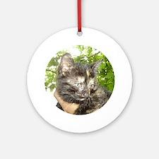 Maggie Round Ornament