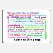 Nurse Typical Day Banner