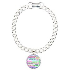 a day in the life of a n Charm Bracelet, One Charm