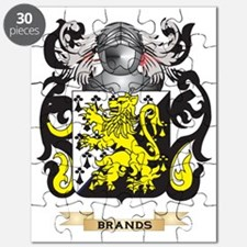 Brands Coat of Arms Puzzle