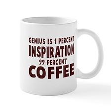 Genius 99% Coffee Small Mug