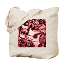 Amor De Calaveras Tote Bag