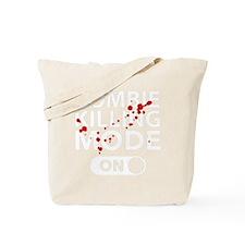 ZombieKillingMode1B Tote Bag