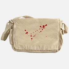 ZombieKillingMode1B Messenger Bag