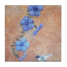 StephanieAM HummingbirdMP Tile Coaster