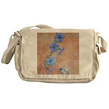 StephanieAM HummingbirdMP Messenger Bag