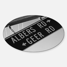Albers Turns Into Geer Decal