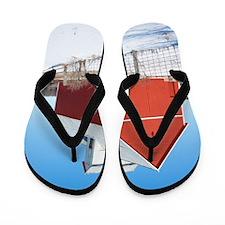 Illinois Barn Flip Flops