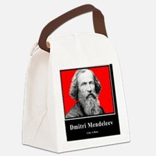 Dmitri Mendeleev Like A Boss Canvas Lunch Bag