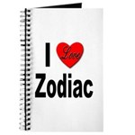 I Love Zodiac Journal