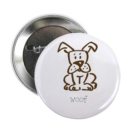 Woof, The Dog Button