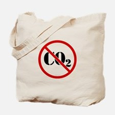 No More C02 Tote Bag