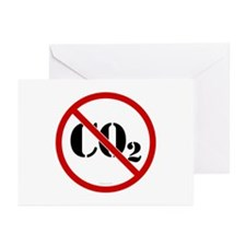No More C02 Greeting Cards (Pk of 10)