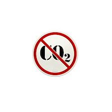 No More C02 Mini Button