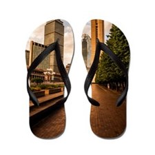Boston Golden Hour Flip Flops