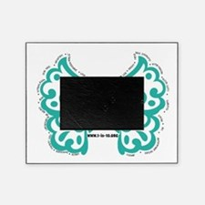 Symptom Butterfly Picture Frame