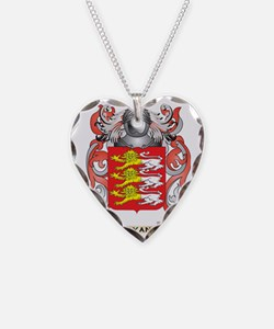 Bryans Coat of Arms Necklace