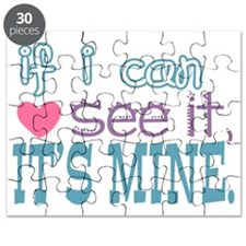 If I Can See It Puzzle