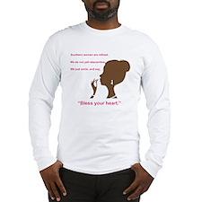 Bless Your Heart Long Sleeve T-Shirt