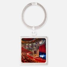 Audience Square Keychain