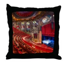 Audience Throw Pillow