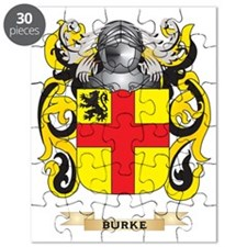 Burke Coat of Arms Puzzle