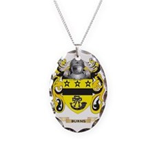 Burns Coat of Arms Necklace