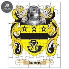 Burns Coat of Arms Puzzle