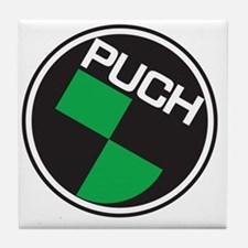 Puch Tee Tile Coaster