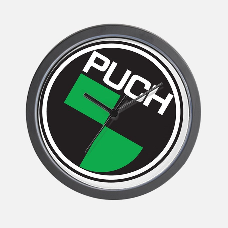 Puch Tee Wall Clock