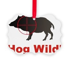 Hog Wild Ornament
