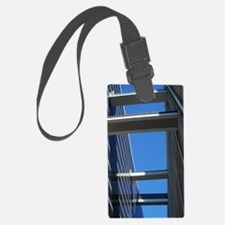 Sky Alley Luggage Tag