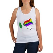 ally flower Women's Tank Top