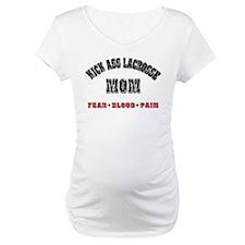 Kick Ass Lacrosse Mom Shirt