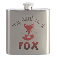 My Aunt is a Fox! Flask