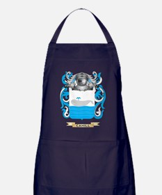 Cahill Coat of Arms Apron (dark)
