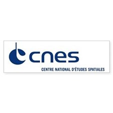 CNES Bumper Sticker