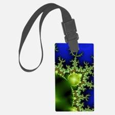 Fractal Notebook Luggage Tag
